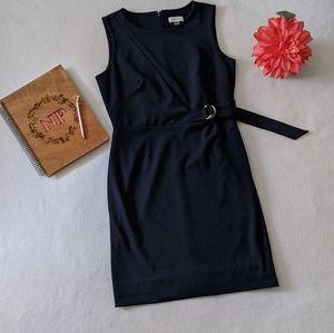 Calvin Klein Dress Blue Navy Size 10